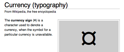 Now THIS is a symbol I did not know about.